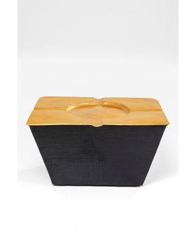 Coffee Table Galan 82X62Cm,Golden