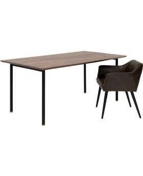 Diningtable Ravello 200X100Cm