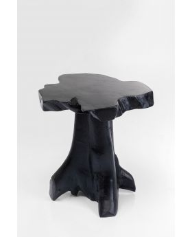 Side Table Tree Big Black