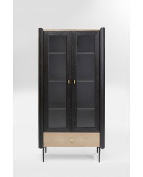 Display Cabinet Milano 170X80 Brown