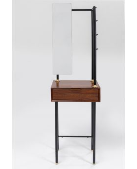 Coat Rack With Mirror Ravello 178X50
