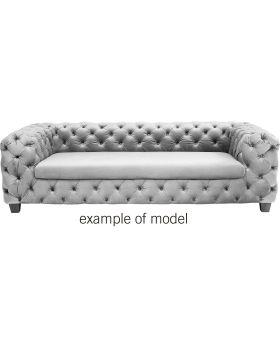 Sofa Desire Individual 3-Seater Fabric 2