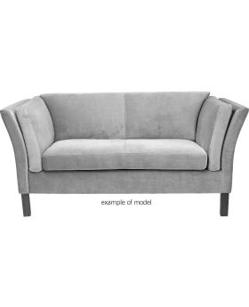 Sofa Couchee 2-Seater Individual Fabric 2