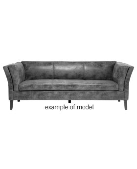 Sofa Couchee 3-Seater Individual Fabric 1