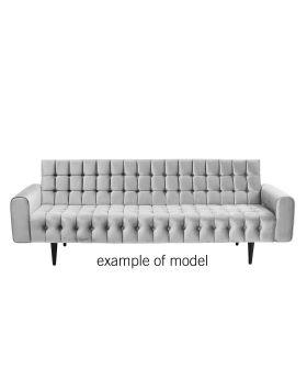 Sofa Milchbar 3-Seater Individual Fabric 2