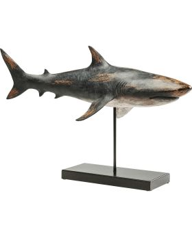 Deco Figurine Shark Base