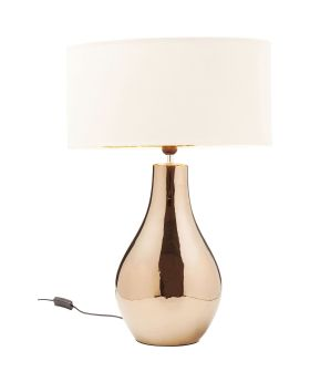 Table Lamp Drop Chocolate