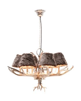 Pendant Lamp Huntsman 6-Branched (Excluding Bulb And Socket)