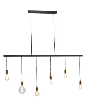 Pendant Lamp Pole Six (Excluding Bulb And Socket)