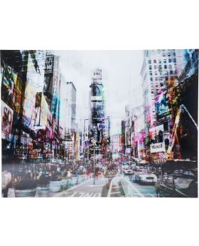 Picture Glass Times Square Move 120x16