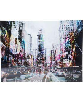 Picture Glass Times Square Move 120x16
