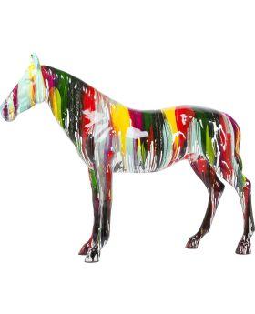Deco Figurine  Horse Colore