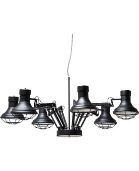 PENDANT LAMP SPIDER MULTI 6-LITE (EXCLUDING BULB AND SOCKET)