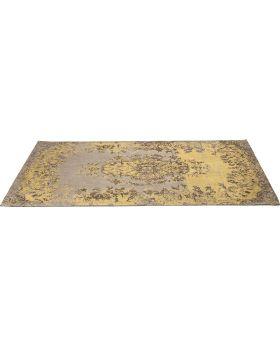 Carpet Kelim Pop Yellow 240x170cm