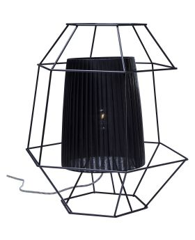 Table Lamp Wire Black