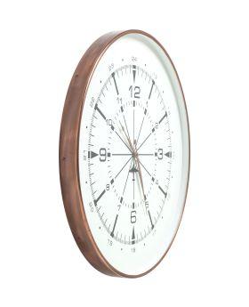 Wall Clock Navigator