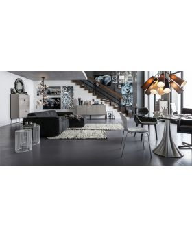 Carpet La Ola Gray 170x240cm