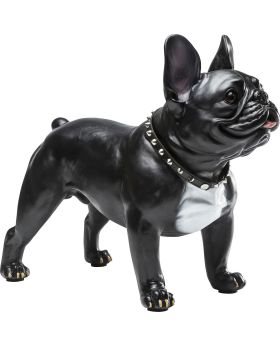 Deco Figurine Gangster Dog