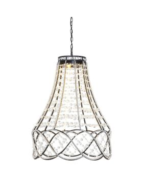 PENDANT LAMP DUCHESS LED (EXCLUDING BULB AND SOCKET)