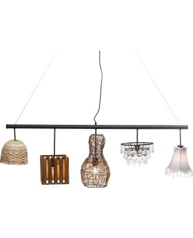 PENDANT LAMP PARECCHI ART HOUSE 150CM (EXCLUDING BULB AND SOCKET)