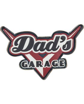 Wall Decoration Dads Garage