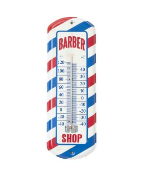 Thermometer Barber Shop