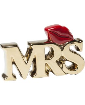 Deco Object MRS Gold