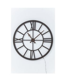 Wall Clock  Factory LED