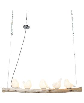 Pendant Lamp Dining Birds (Excluding Bulb And Socket)