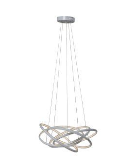 Pendant Lamp Saturn LED White Big