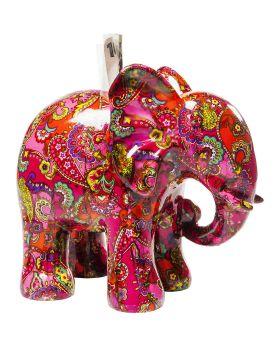 Money Box Elefant Paisley