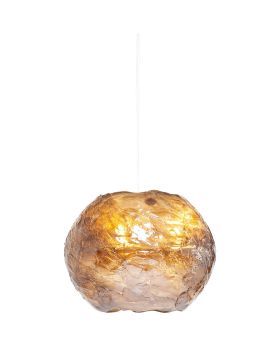 Pendant Lamp Modo Round Brown