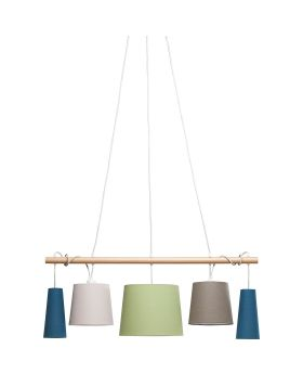Pendant Lamp Parecchi Nordic 100Cm (Excluding Bulb And Socket)