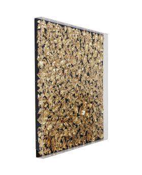 Deco Frame Gold Leaf 120x120cm