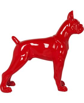 Deco Object Toto XL Red