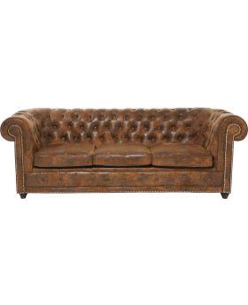 Sofa Cambridge 3-Seater Vintage econo
