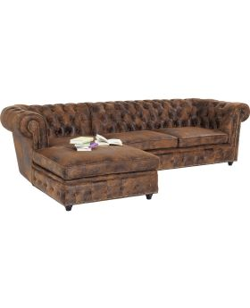 Corner Sofa Cambridge Vintage Econo L