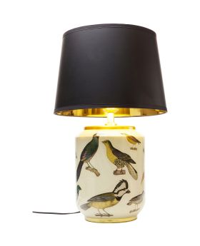 Table Lamp Birds Life (Excluding Bulb)