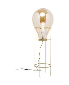 Floor Lamp Pear Frame 158Cm (Excluding Bulb)
