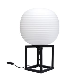 Table Lamp Frame Ball (Excluding Bulb)