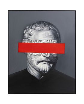 Oil Painting Frame Incognito Philosophy