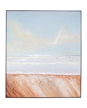 Acrylic Painting Frame Beach View150X130