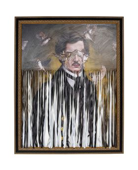 Picture Frame Gentleman Cuts 163X130Cm