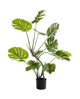 Deco Plant Monstera 110Cm,Green
