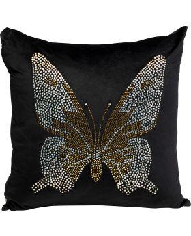 Cushion Diamond Butterfly 45X45Cm