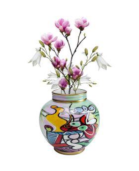 Vase Graffiti Art 24Cm