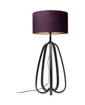 Table Lamp Loop,Black (Excluding Bulb)