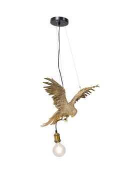 Pendant Lamp Parrot (Excluding Bulb And Socket)