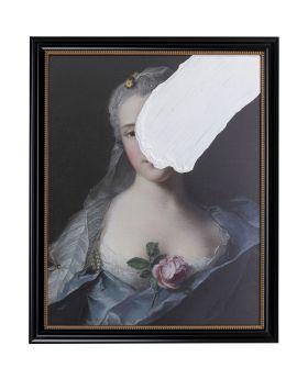 Oil Painting Frame Otilia 100X80
