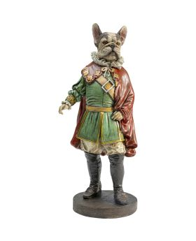 Deco Figurine Sir Frenchie Standing